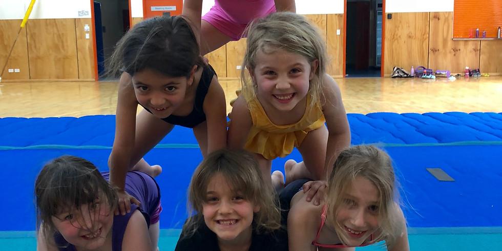 Term 3 Junior Recreational Class (5-8yrs)
