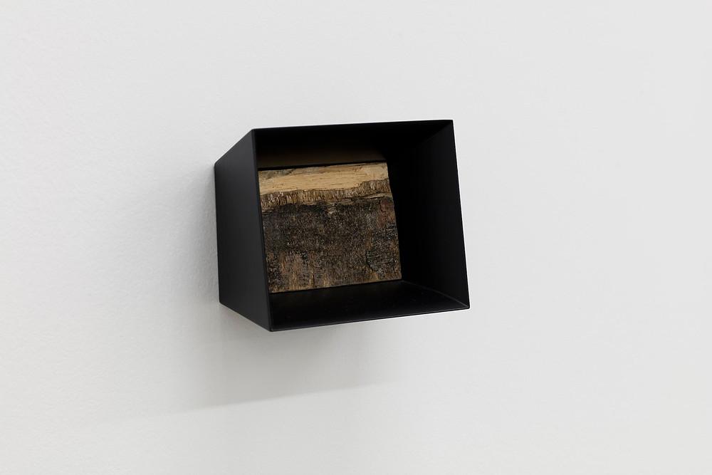 L'Embarquement…, Marc Couturier, Galerie Laurent Godin, 2018  Photo  Yann Bohac