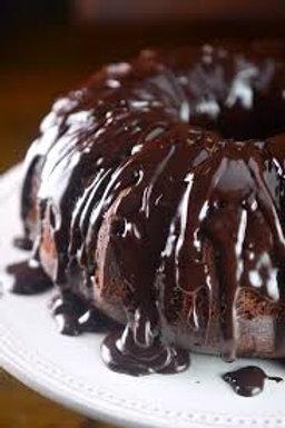 Chocolate w/Chocolate Ganache