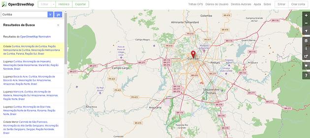 Como obter dados do OpenStreetMap no formato shapefile