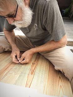 John Jull - Aldergrove Woodwork's primary craftsperson