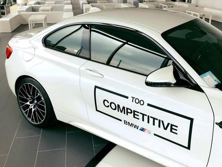 #SPARKEAU新活動 | x BMW M POWER