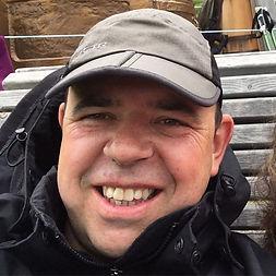 Marco Herrlich ist der Papa, Techniker und Trainer von Valentino Herrlich.