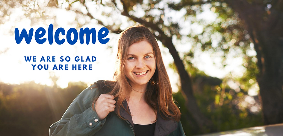 Welcome we are glad you are here.png