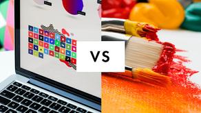 Artists VS Designers