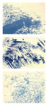 ocean etching prints.