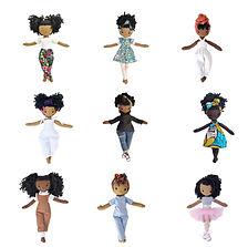 HarperIman Dolls