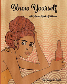 Know Yourself: A Coloring Book of Women