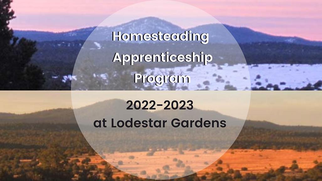 Homesteading Apprenticeship Program (1).