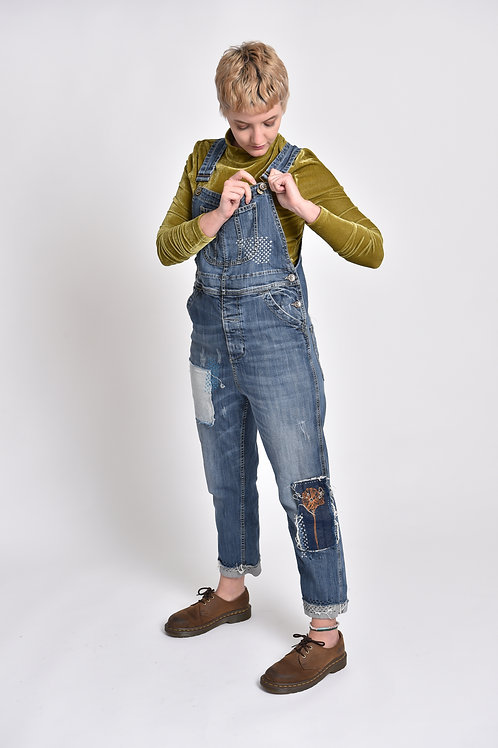 Aster Dungarees