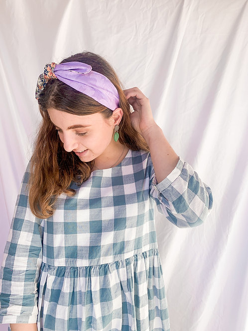 Forget-me-not Headband