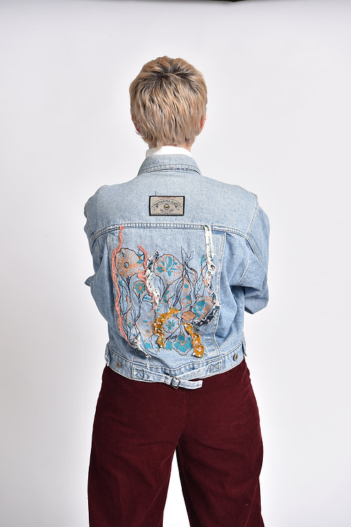 Zinnia Denim Jacket