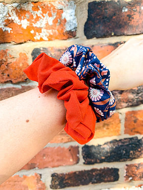 Scrunchie - Pair