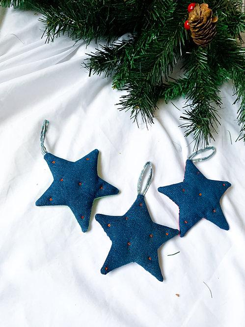 Star Christmas Bauble