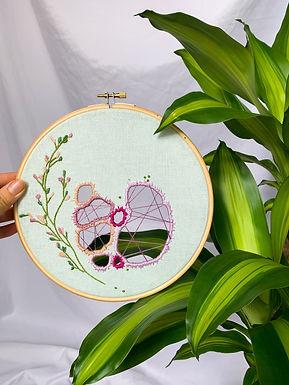 Tarn Embroidery Hoop
