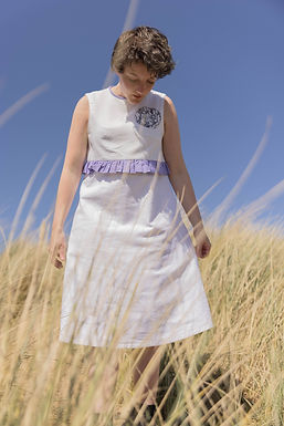 Bramble Embroidered Dress
