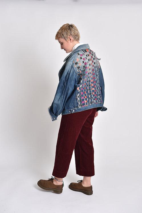 Foxglove Denim Jacket