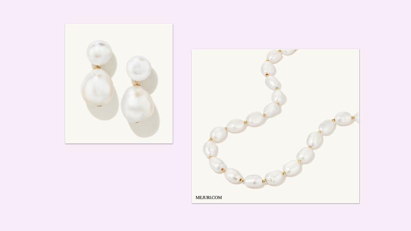 Mejuri Pearls