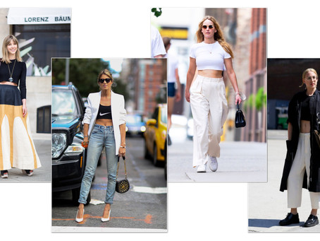 Styling Guide: How To Style A Crop Top (& Its History)