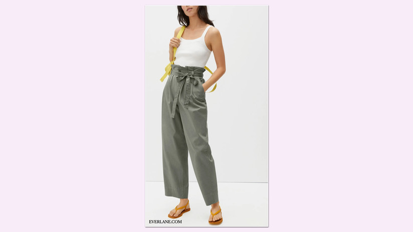 EVERLANE THE PAPERBAG PANT