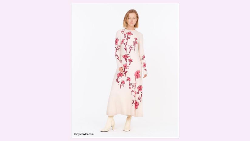 Tanya Taylor Odette Dress
