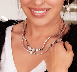 lizzy james necklace