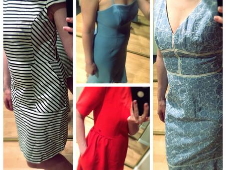 dress shopping. amazon edition.