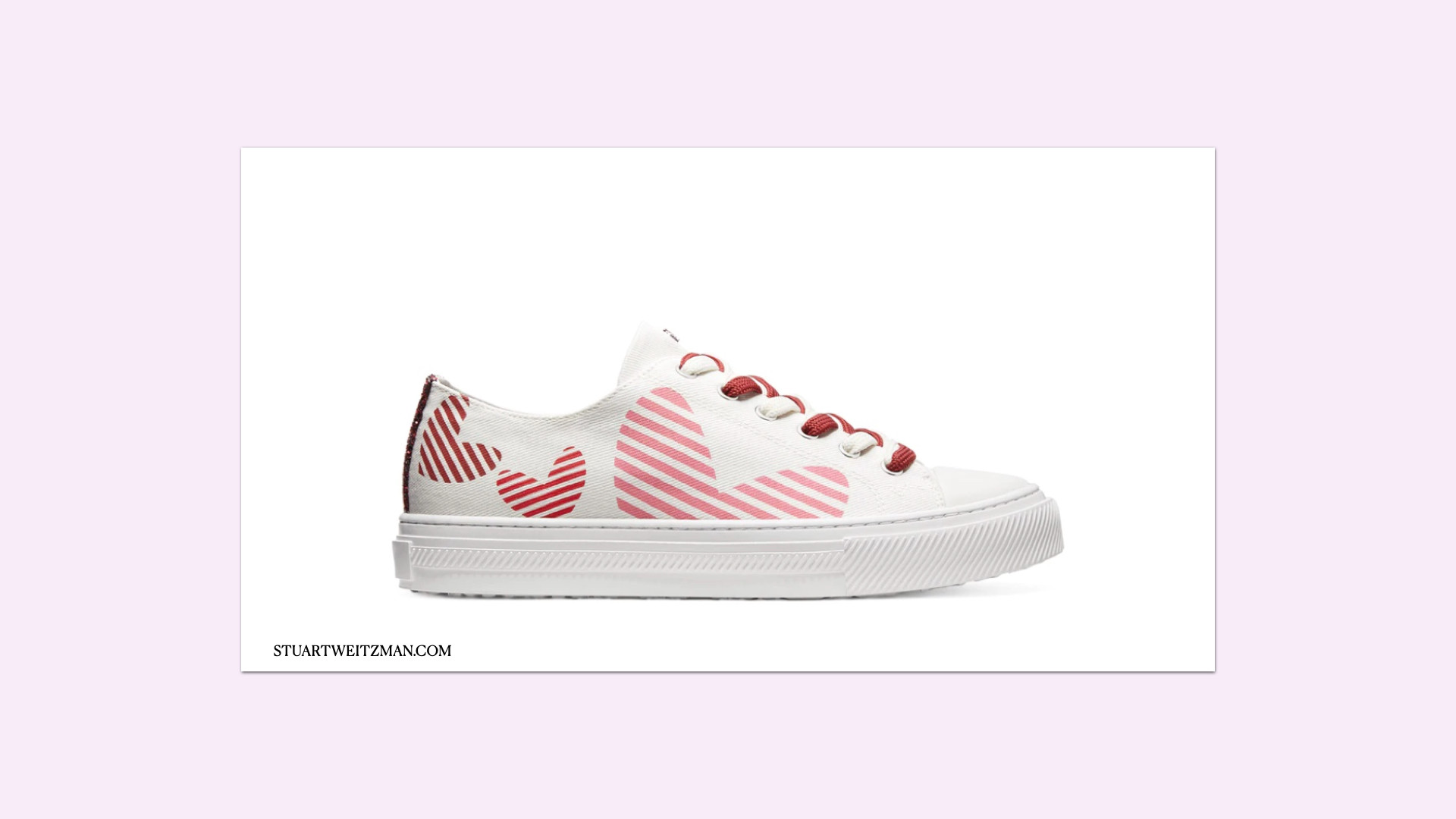 THE OLLIE HEART SNEAKER