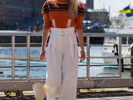 How To Style A Wide-Leg Pant: Experts' Insights