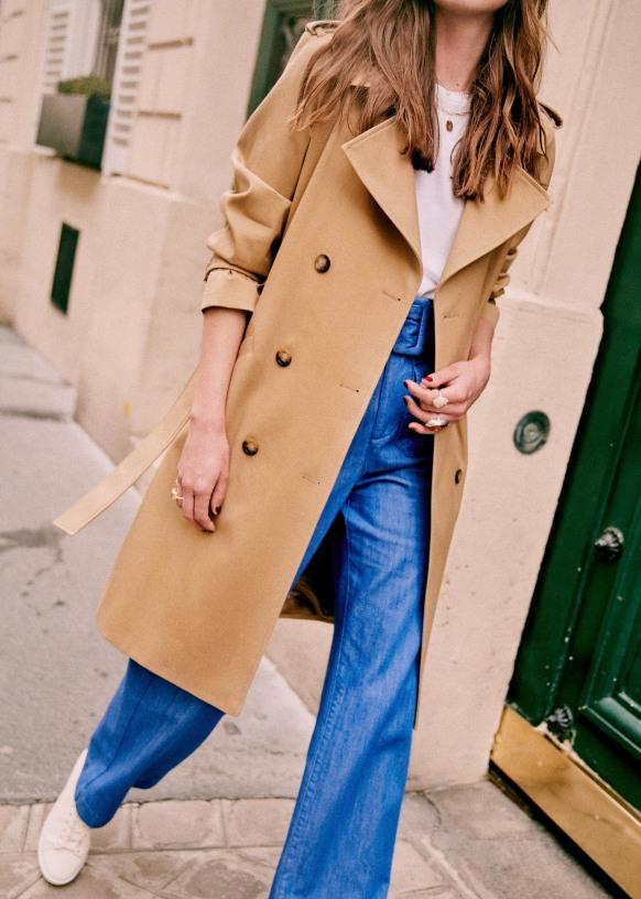 Sezane Trench coat