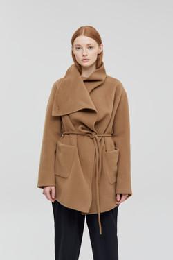 Closed Wrap Coat