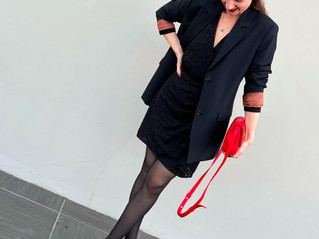 Styling Guide: How To Style A Black Blazer