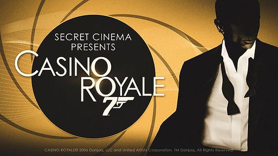 Secret Cinema Casino Royale