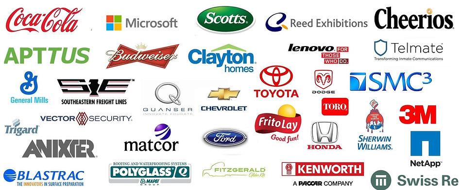 NASCAR Simulator, Clients, Brand Awareness, Companies, Tradeshow