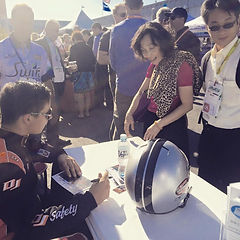 NASCAR Simulator, Tradeshow, Foot Traffic, Brand Awareness, Lead Generation