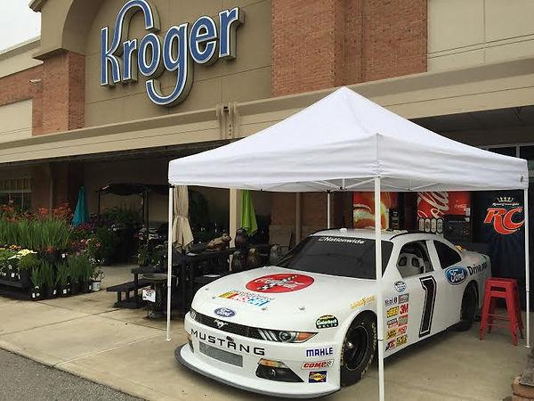 NASCAR Simulator, Coca Cola, Showcar, Mobil Marketing Tour, Events,
