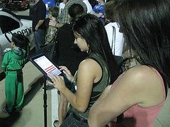 NASCAR Simulator, Lead Generation, Tradeshow, Data Capture, Brand Awareness