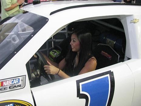 NASCAR Simulator, Tradeshow, Brand Awareness, Lead Generation