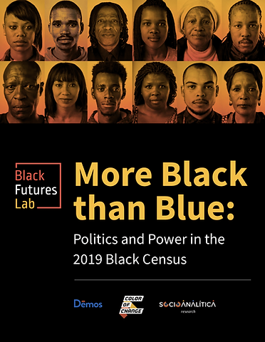 More Black than Blue: Politics and Power in the 2019 Black Cencus