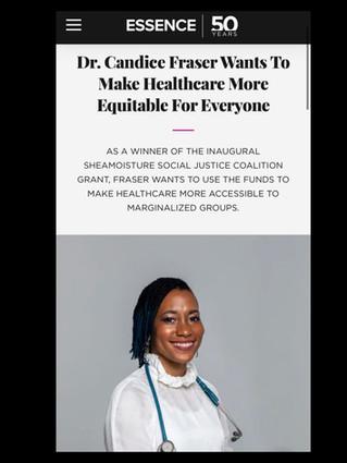 Dr. Candice Fraser Headline