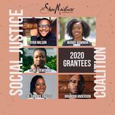 Shea Moisture Social Justice Coalition