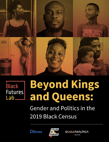 Beyond KIngs and Queens: Gender and Politics in the 2019 Black Census