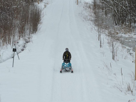Owen Sound Suntimes-First snowmobile trails open in Grey-Bruce, but most remain closed