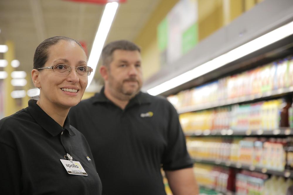 retail merchandiser team lead