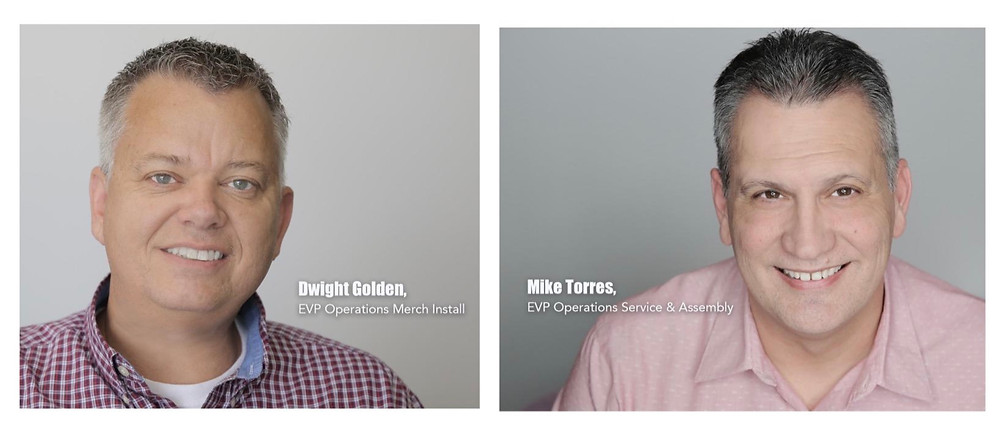 Apollo Retail Specialists Dwight Golden & Mike Torres