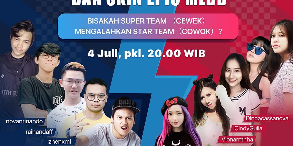 Press Conference: Mobile Legends >< Likee Superstar Battle
