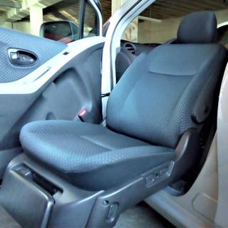 Auto swivel seat
