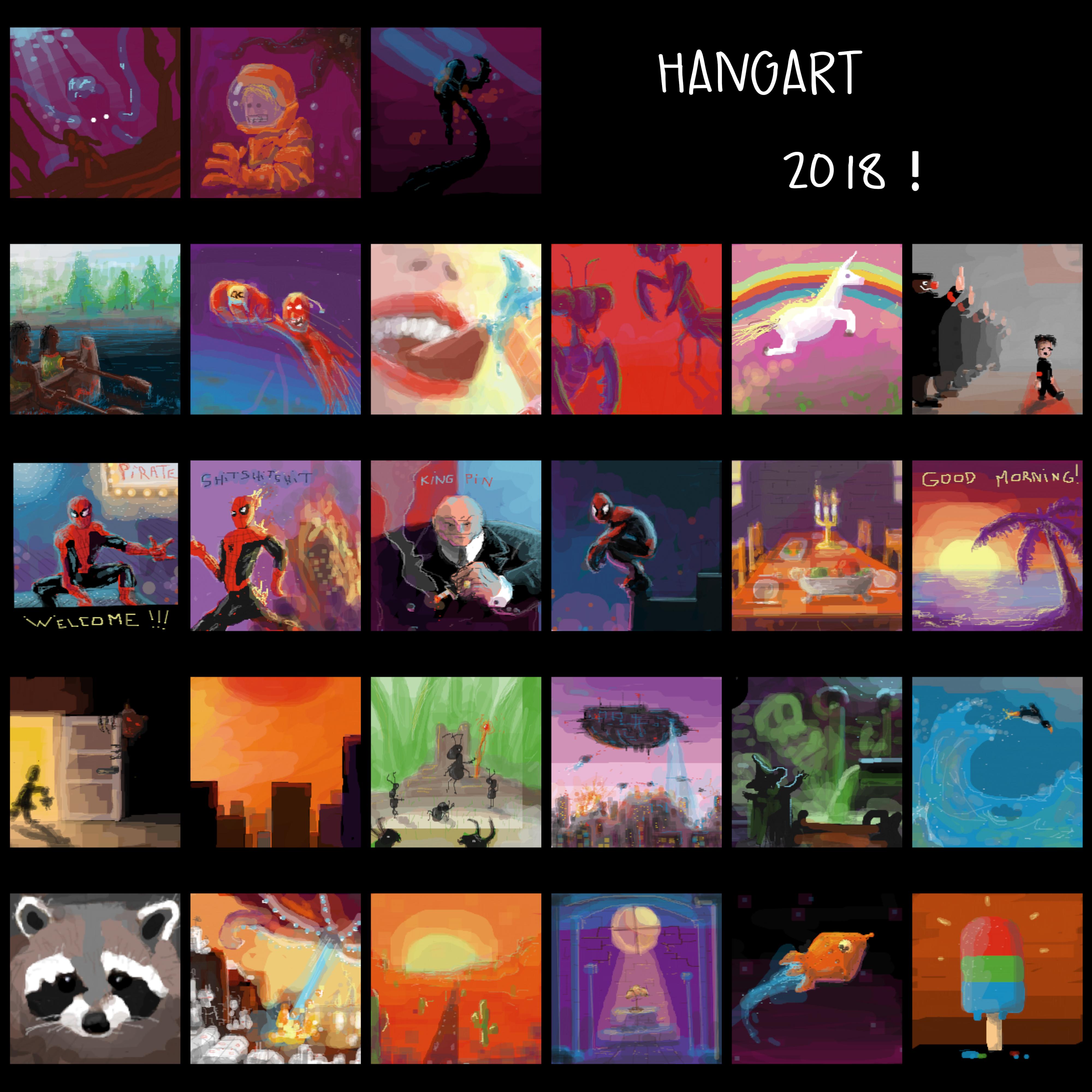 Hang'art 2018