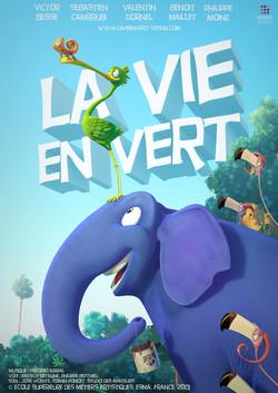 La Vie en Vert - Poster