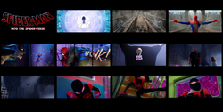 Marvel's Spiderman - into the Spiderverse